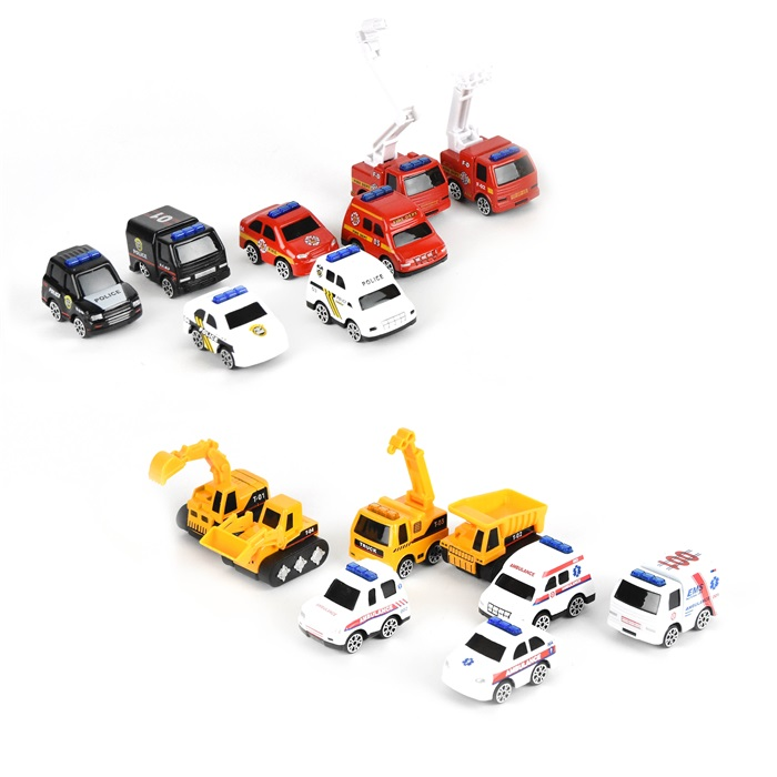 Mini Cars 4 stycken