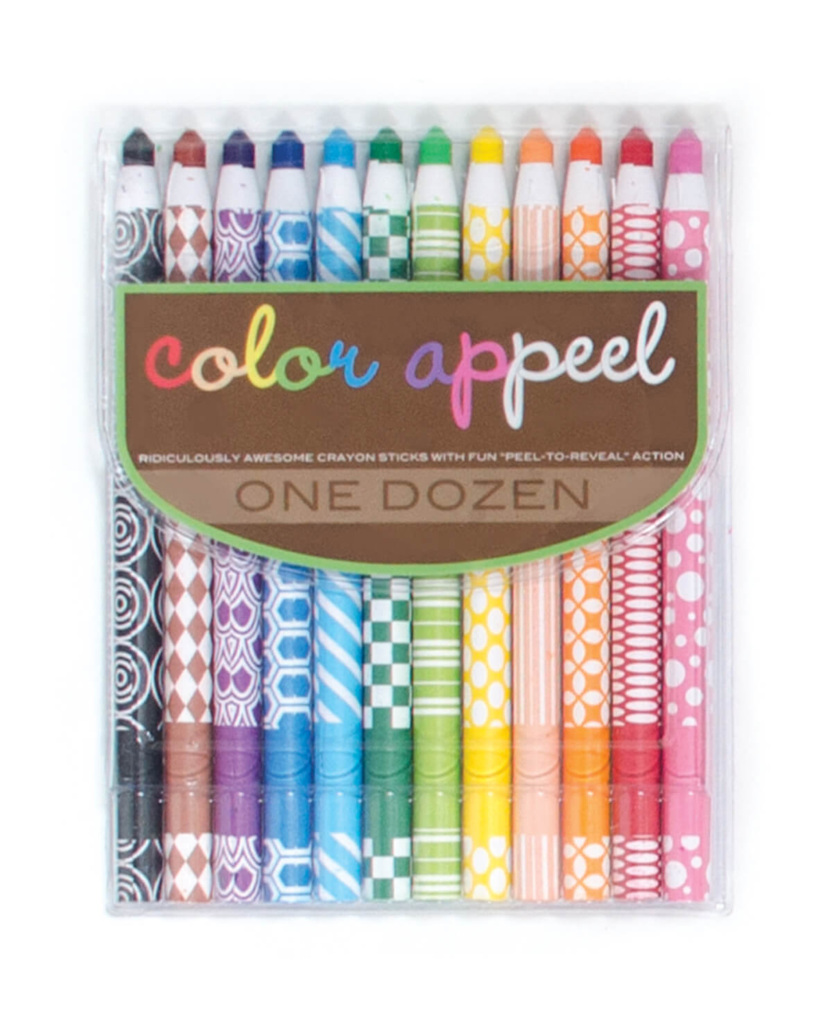 Color Appeel Crayons Ooly