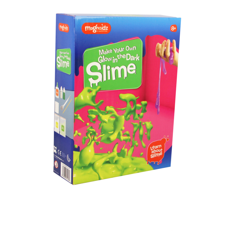 Make Your Own Slime - Glow In The Dark