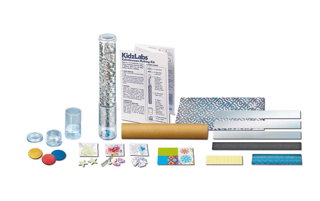 Kaleidoskope Making Kit 4M KidzLabs