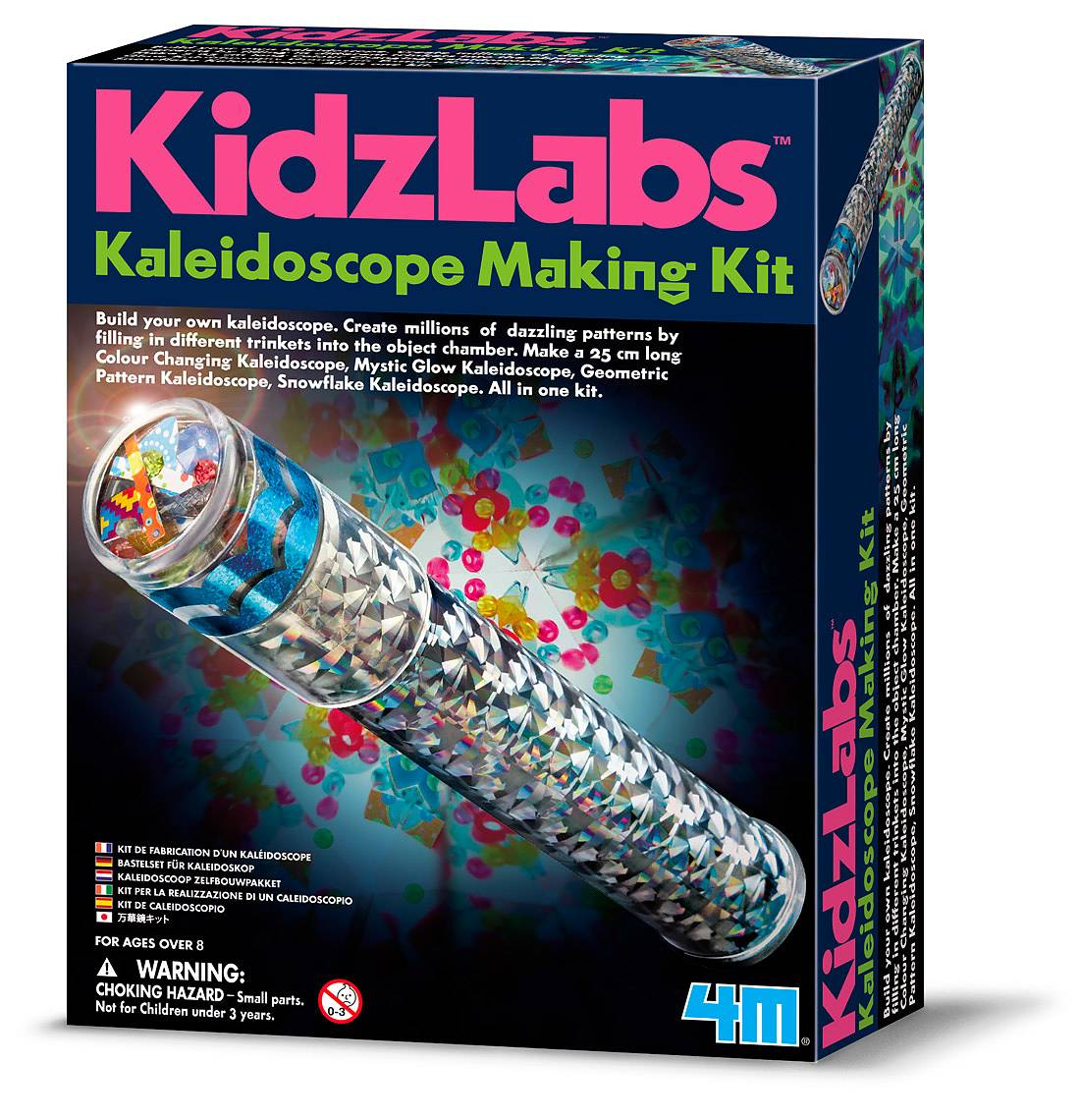Kaleidoskope Making Kit 4M KidzLabs