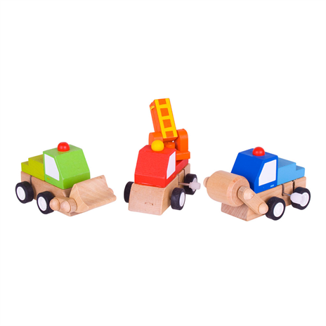 Clockwork Vehicles BigJigs
