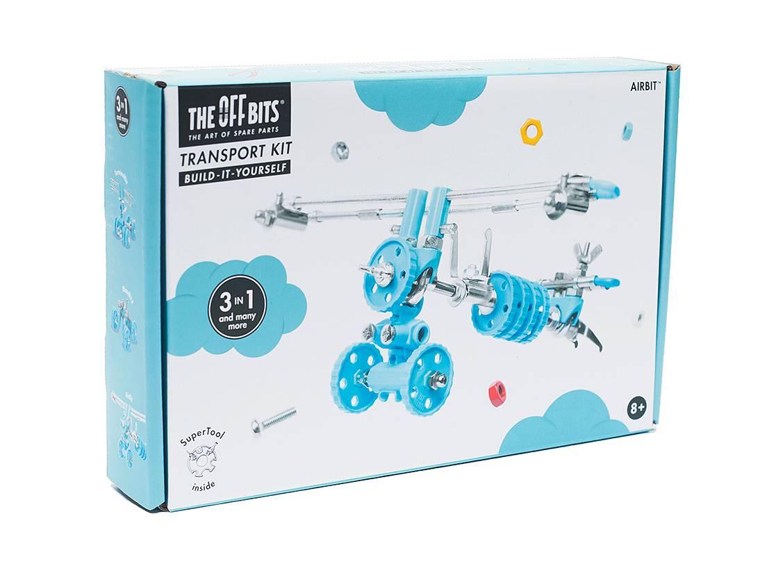Bygg ett flygplan AirBit OffBitts