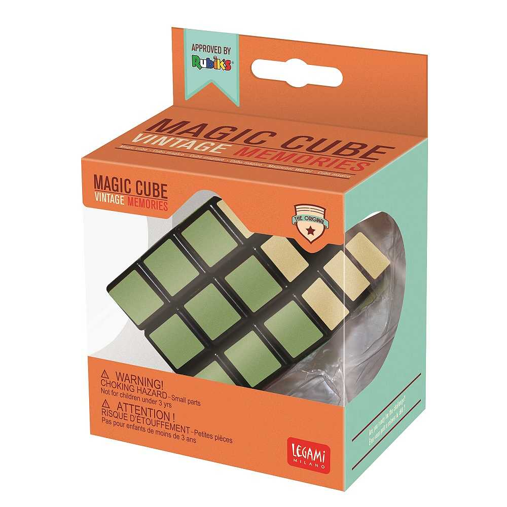 Magic Cube godkänd av Rubiks