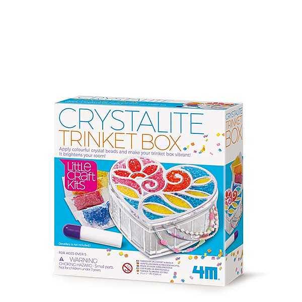 Crystalite Trinket box 4M