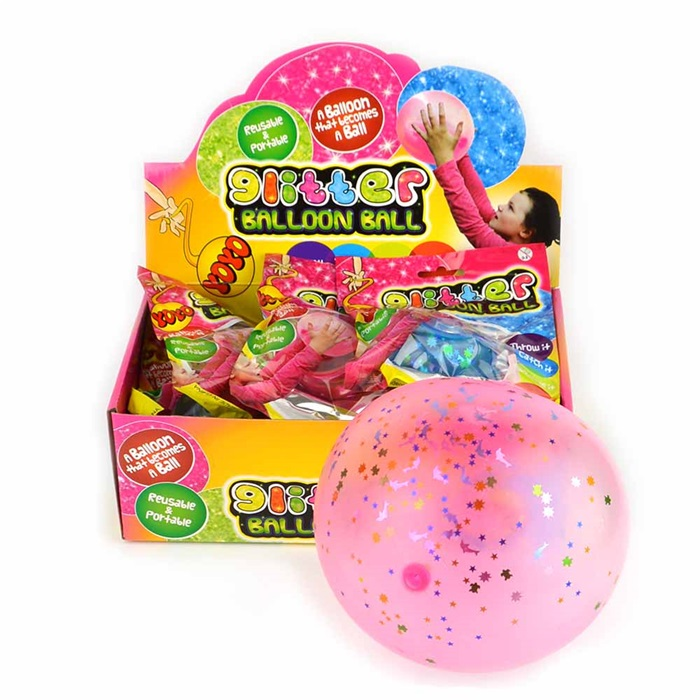 Balloon Jelly Glitter
