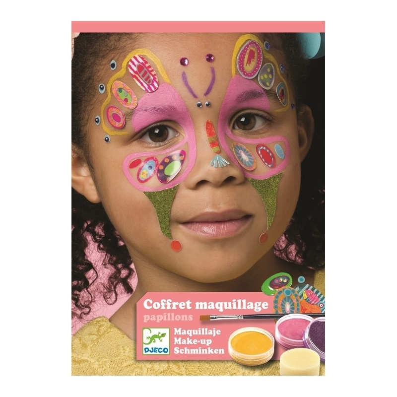 Make-Up Butterfly Djeco