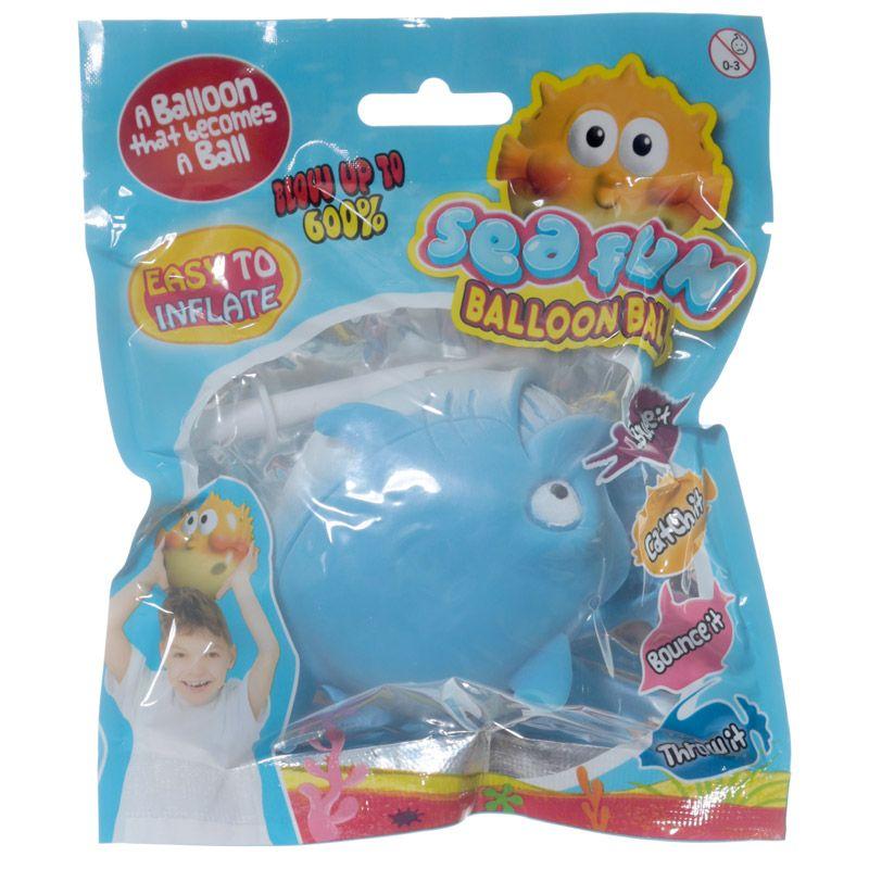 Ballong Boll Havsdjur
