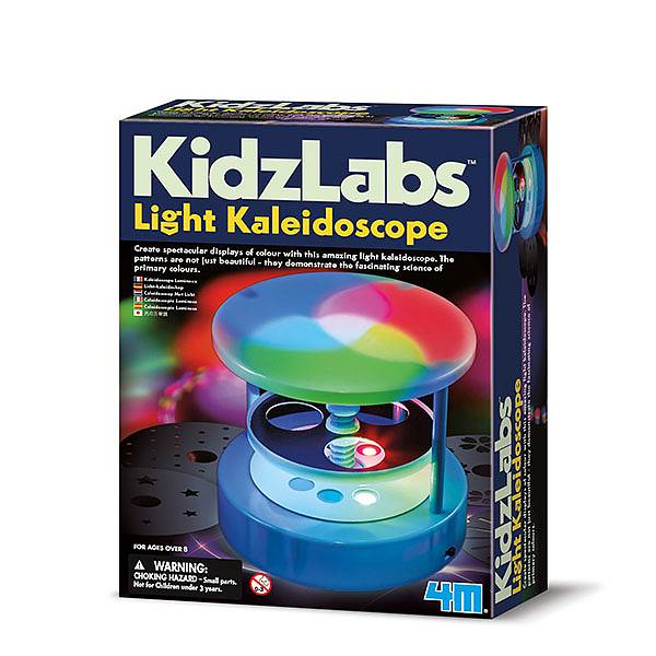 Light Kaleidoscope 4M KidzLabs