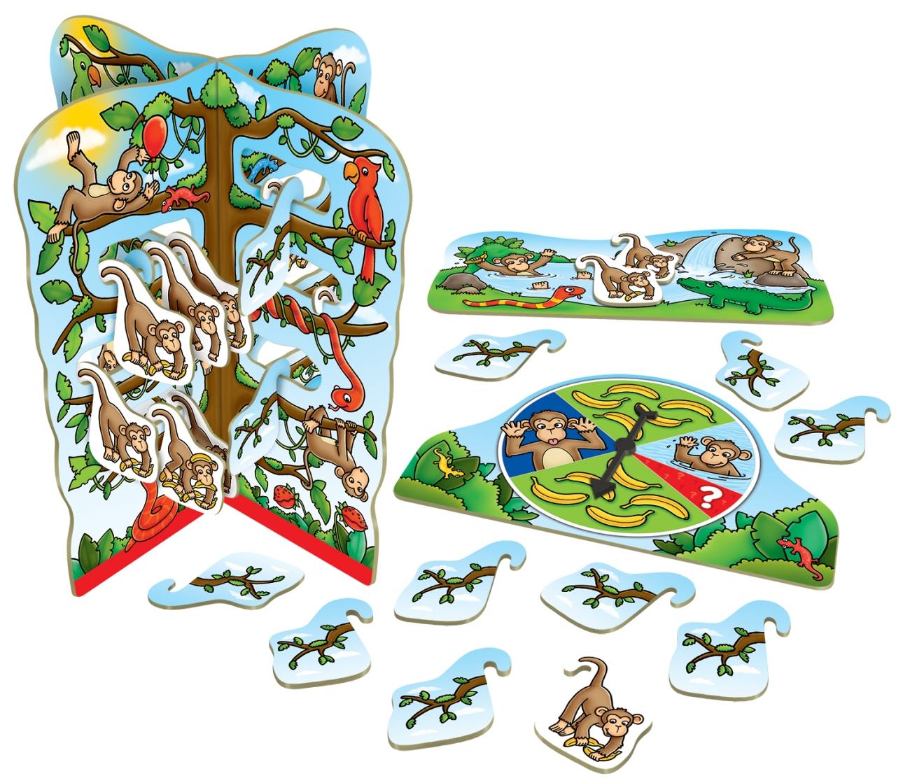 Cheeky Monkeys Orchard Toys