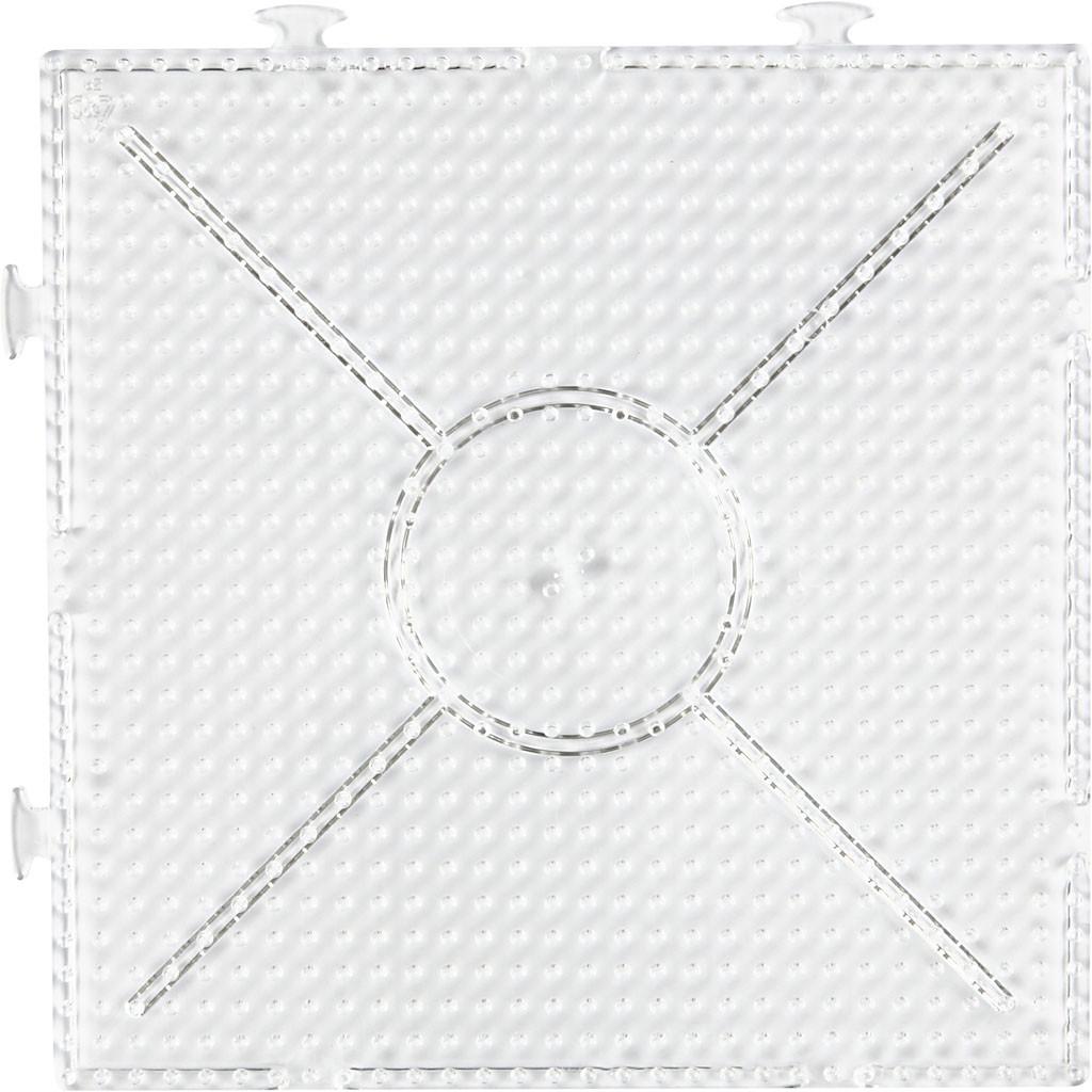 Pärlplatta 2 st för rörpärlor stl M