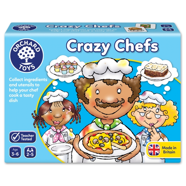 Crazy Chefs Orchard Toys