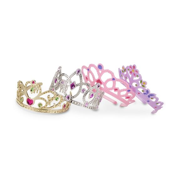 Dress-Up Tiaras Role Play Collection