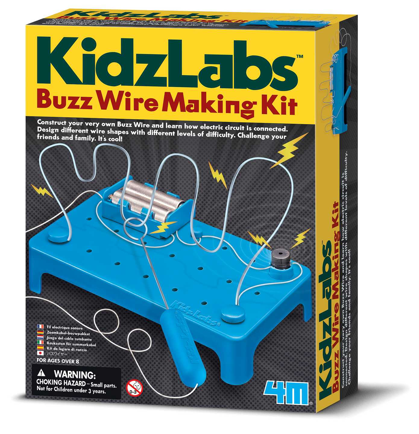 Buzz Wire Making Kit 4M KidzLabs