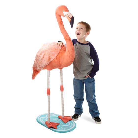 Flamingo XL Melissa and Doug