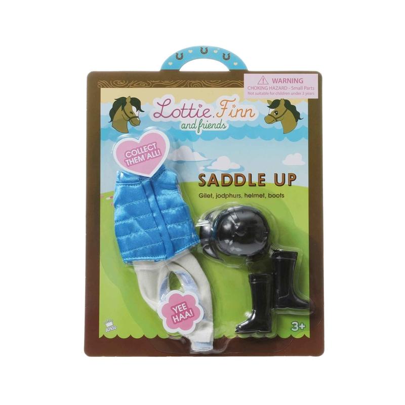 Lottie - Saddle Up