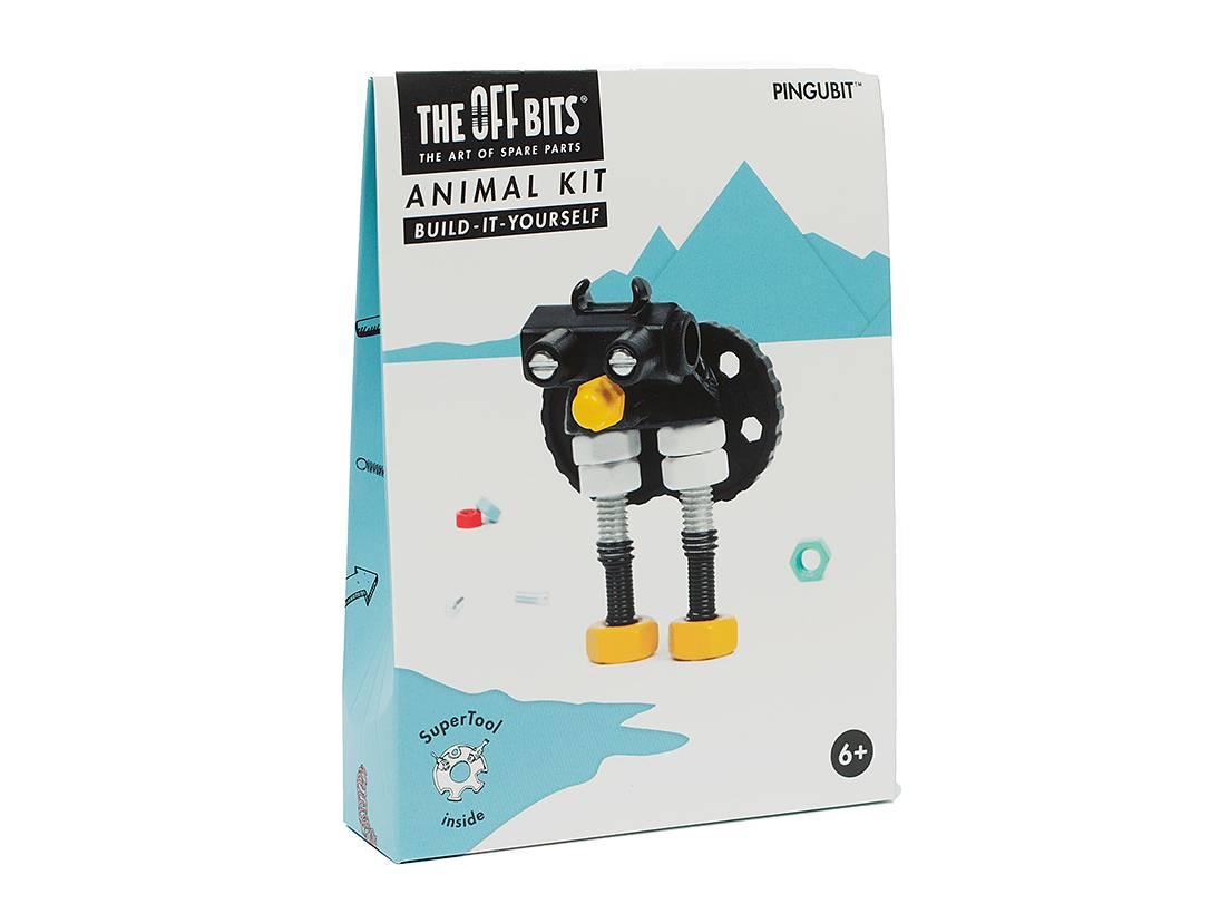 Bygg en Pingvin Pengubit OffBitts