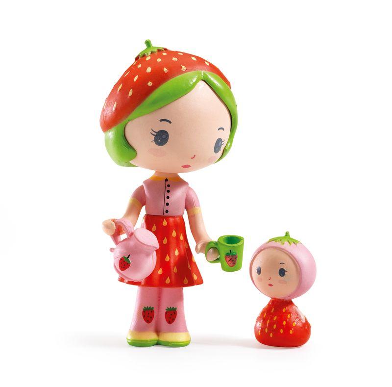 Berry och Lila Tinyly Djeco