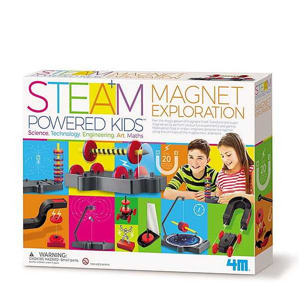 Steam Deluxe  Magnet Exploration 4M