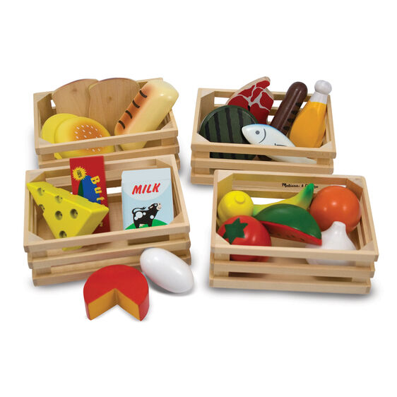 Food Groups Melissa & Doug