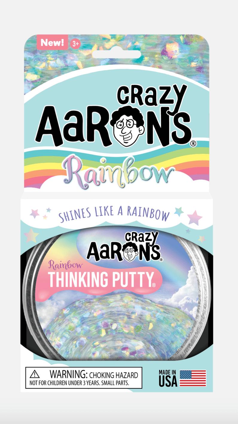 Crazy Aarons Putty Rainbow 10 cm