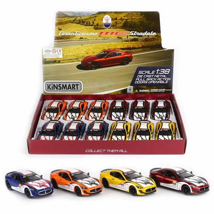 Car Maserati Gran Turismo 13 cm 1 st