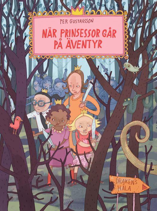 När Prinsessor går på äventyr