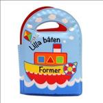 Badbok Lilla Båten - Former