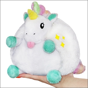 Baby Unicorn Plush 18cm