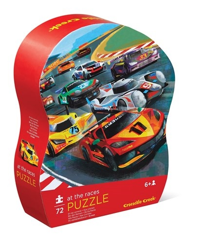 At The Races 72 pc Puzzle
