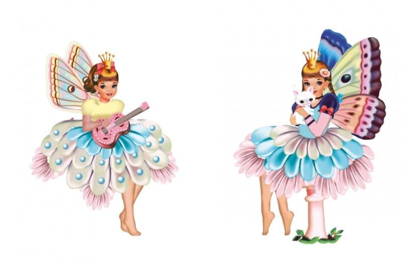 Dekaler In Fairyland Djeco