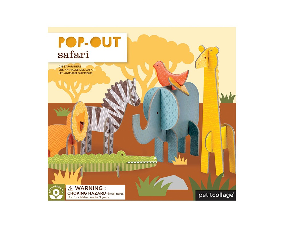 Pop-Out Safari