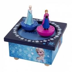 Dansande Elsa och Anna från Frost