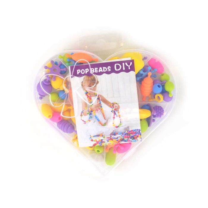 POP Beads DIY 70pcs