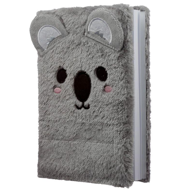 Cutiemals Fluffies Anteckningsbok Koala