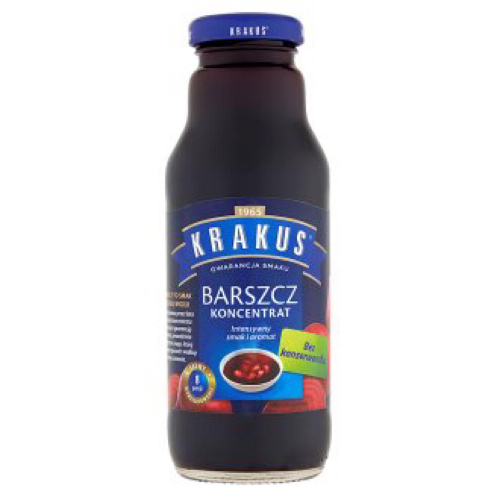 Borssi keittotiiviste - Barszcz Krakus 300ml