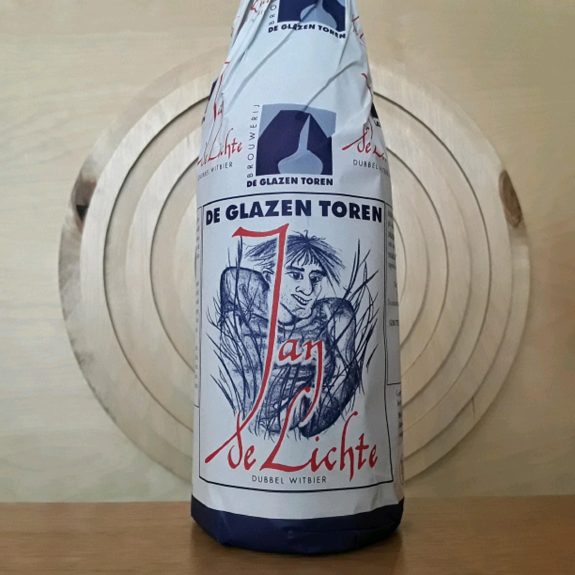 Brouwerij De Glazen Toren | Jan de Lichte | Wheat Beer - Witbier