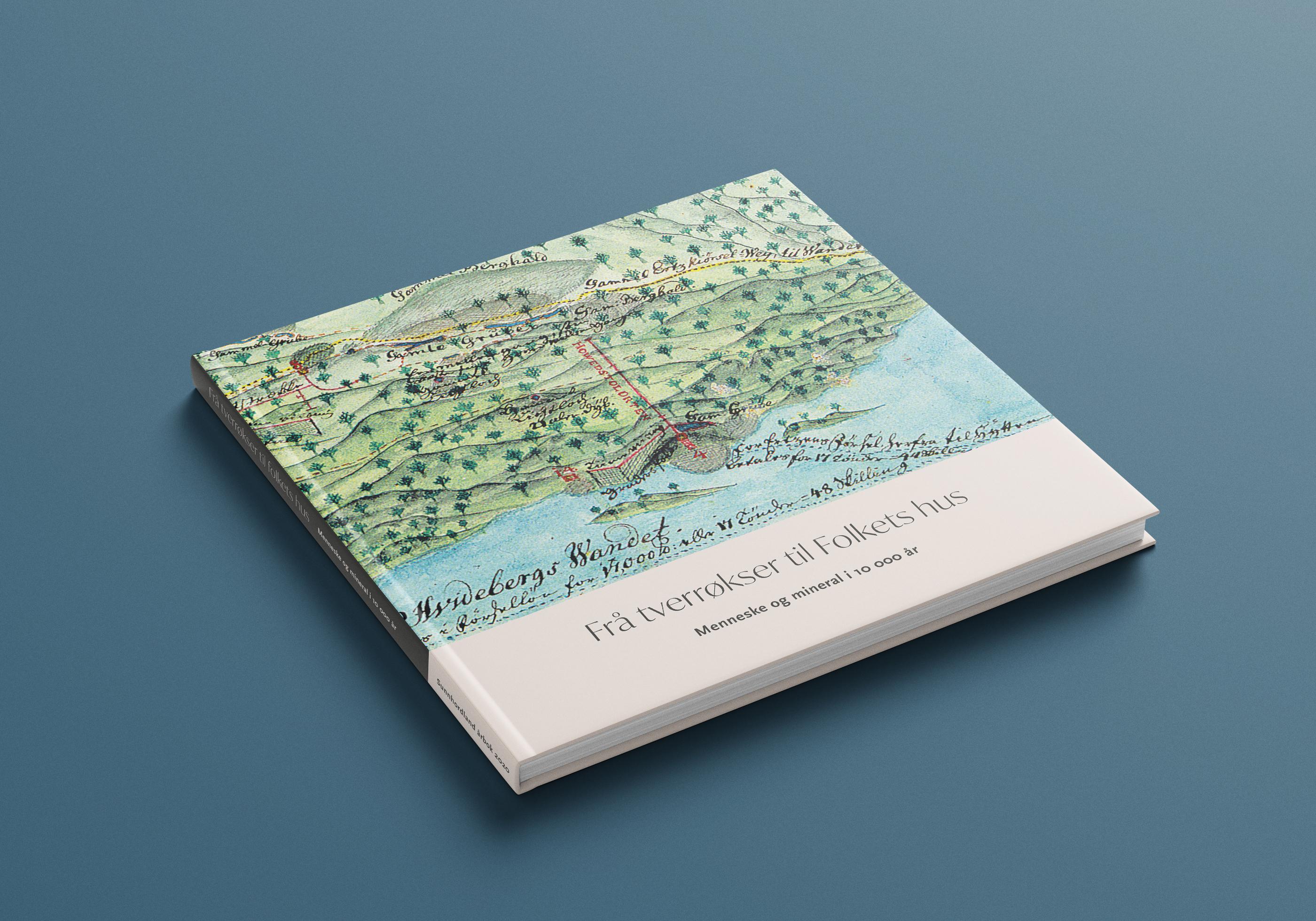 """Sunnhordland årbok 2020 """"Frå tverrøkser til folkets hus"""""""