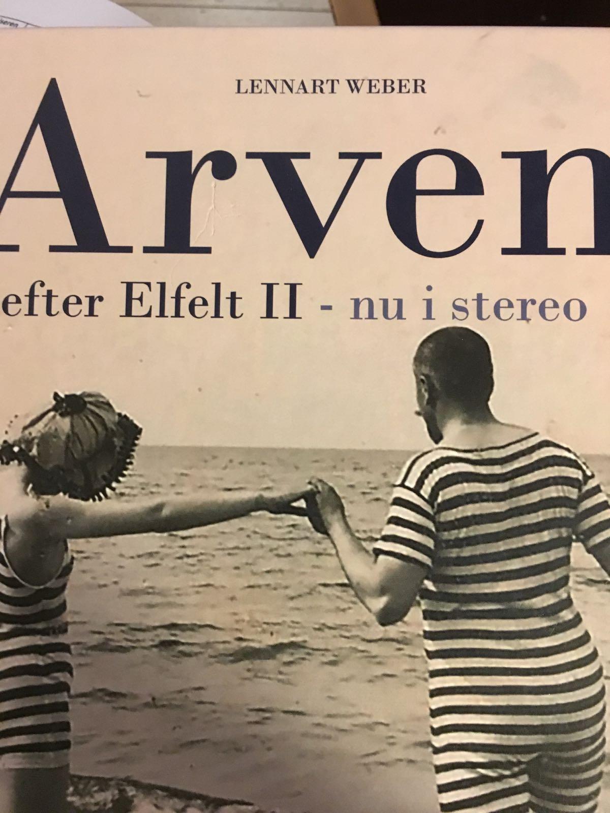 Arven efter Elfelt II af Lennert Weber