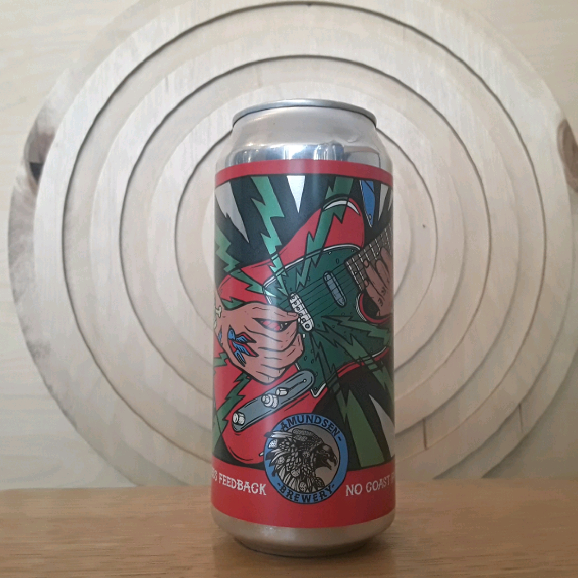 Amundsen Endless Feedback No Coast IPA