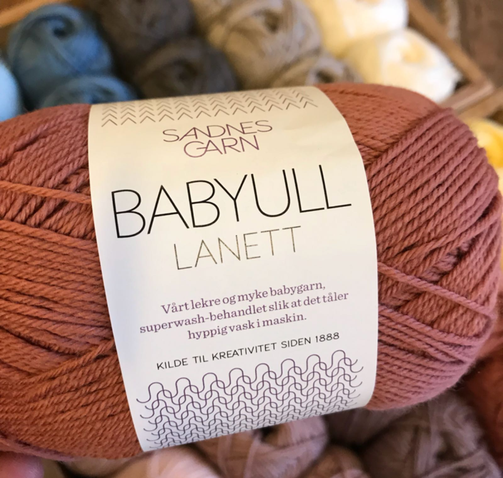 garnet BABYULL LANETT