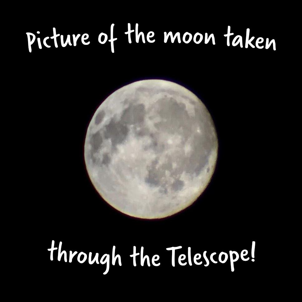 BYO Telescope