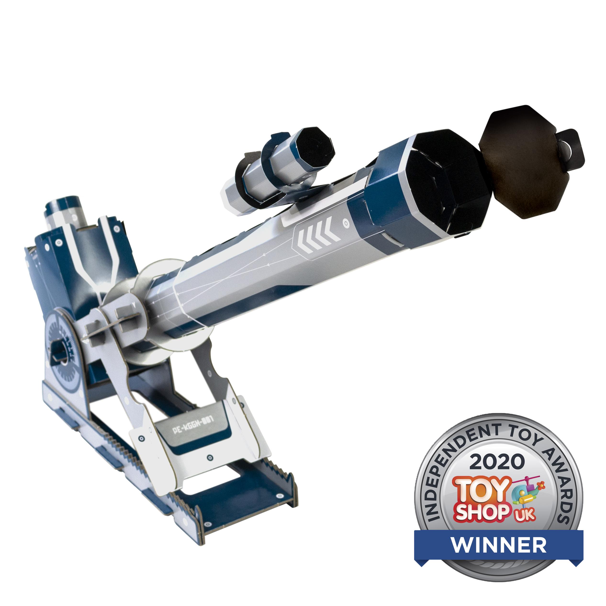 Telescope and Plane Launcher
