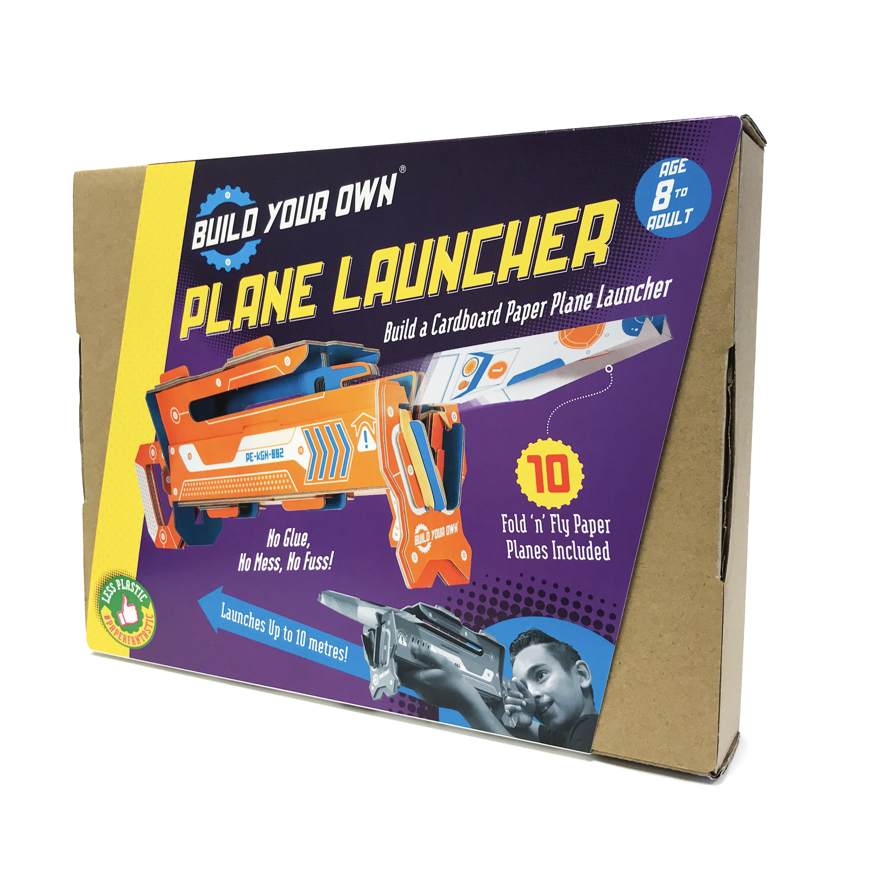 BYO Plane Launcher