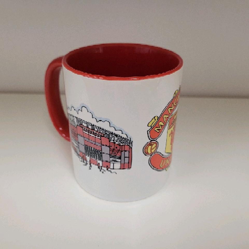 Manchester United MUFC Mug