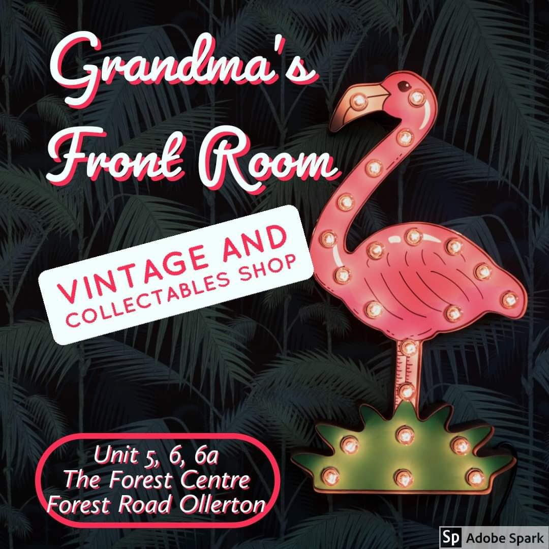 Grandmas Front Room