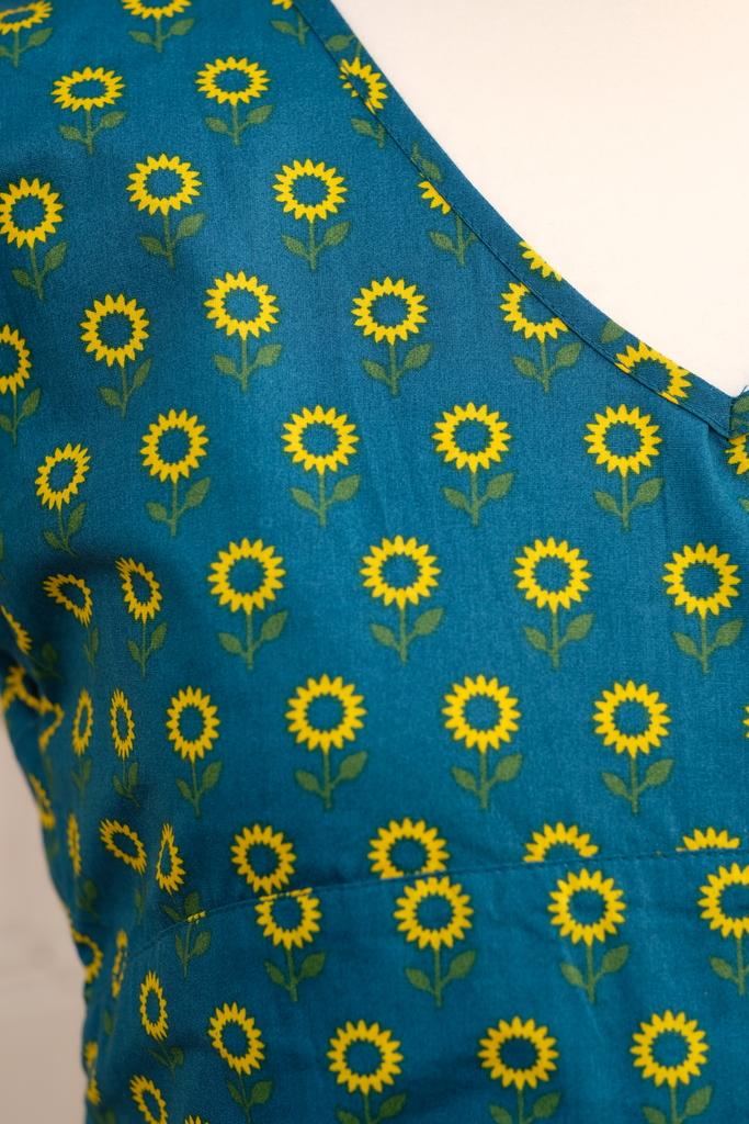 "Circus, Kleid ""Sunflower CD302"", Green"