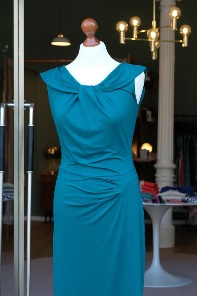 "Ellen Eisemann, Kleid ""Nadja"", Tropical Green"