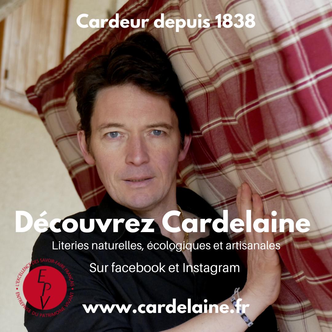 LITERIE BRISSAY CHATRE CARDELAINE