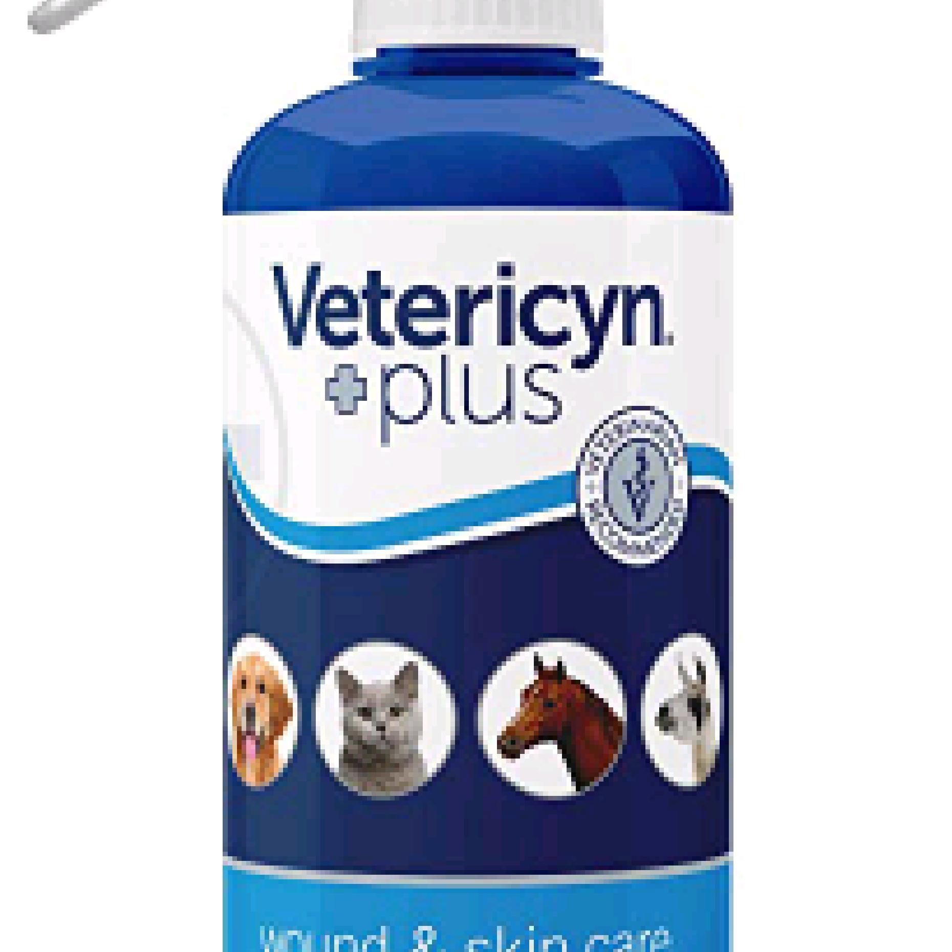 Vetericyn Plus